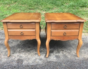 Pair of beautiful French End Tables