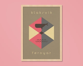 Faroes Islands, Design, Graphic Posters, Design Poster, Wall Art, Design Wall Art, Love Design, Colours, Interior Design, Iceland