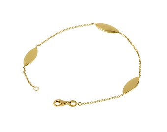 14KT Yellow Bracelet