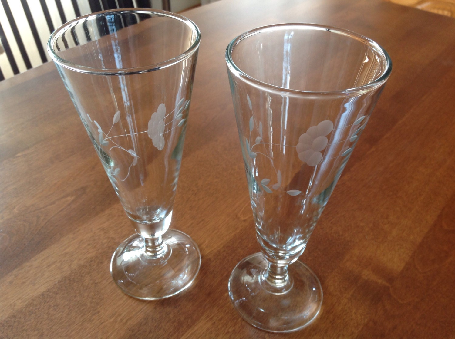 Princess House Crystal Drinking Glasses