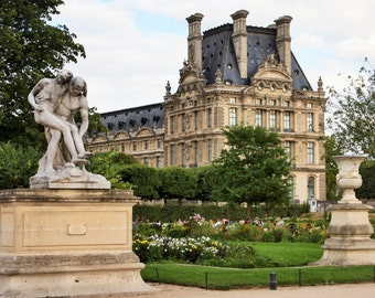 Jardin des Tuileries Paris Park photo print, Paris photo, Paris Wall Art, Paris garden, Paris park, Paris Photography, Paris decor