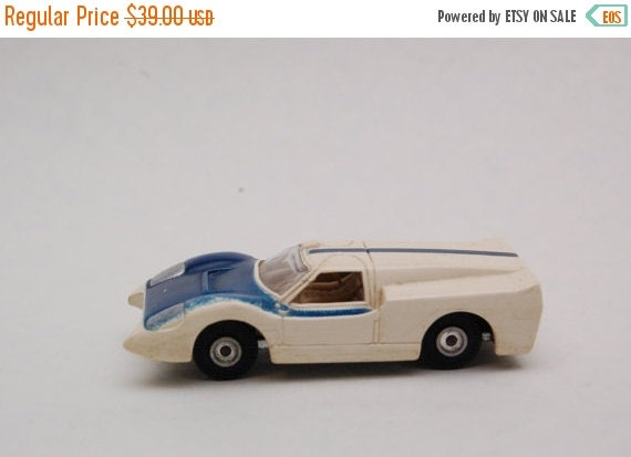 labor day sale rare aurora cigar box toy car by rememberwhentoys. Black Bedroom Furniture Sets. Home Design Ideas