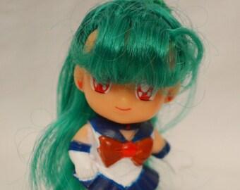 Pretty Soldier Sailormoon Sailorpluto Doll Figure