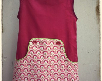 vintage dress size 3