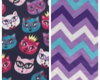 Fleece Cat Blanket(C57)