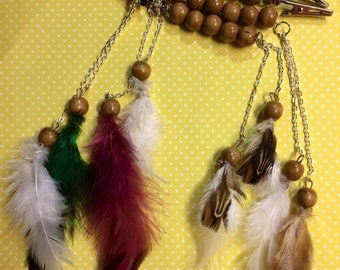 Feather roach clip