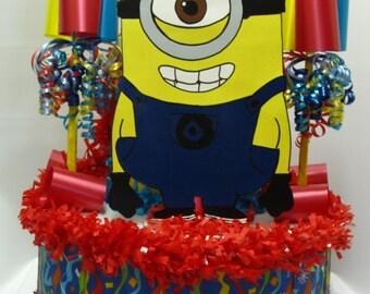 Minion Handmade Birthday Child Pinata