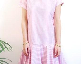 SALE 40% OFF Casual Dress, Cotton Dress, Womens Dress, Summer Dress, Sun Dress, Day Dress // Free Shipping