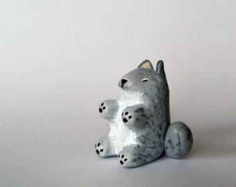 Wolf Totem Figure