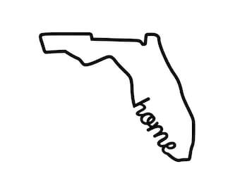 "FL ""Home"" Decal"