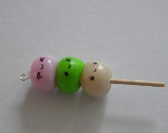 Kawaii Dango Charm