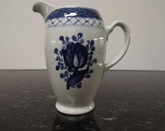 Tanquebar Pitcher- Blue by Royal Copenhagen- 11-1149