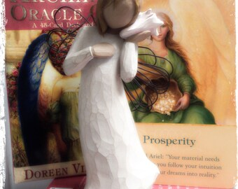 Archangel Oracle Card Reading Intuitive Guidance Two Questions