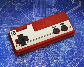 NES Controller II Parody Soap - retro gamer and geeky!