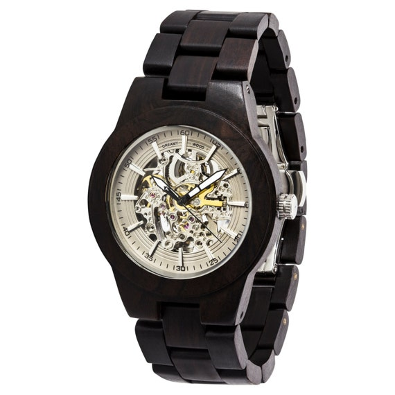 Wood Watch Free Ship