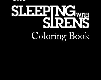 The pop punk coloring book for Sleeping with sirens coloring pages