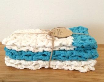 Crocheted Wash Cloths/Dish Cloths