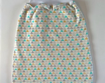 Handmade Baby Sleep Sack, Organic cotton, 0-6 months