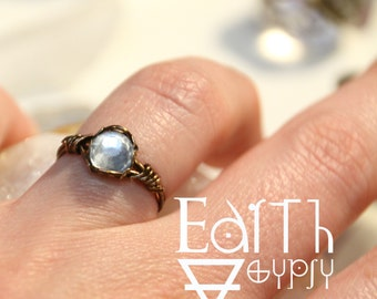 H a n d m a d e Wire Wrap Ring