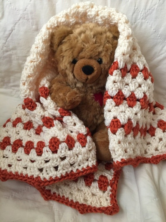 Baby Blanket Crochet, Baby Blanket Girl, Texas Longhorns ...