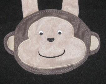 Baby Bib / Monkey