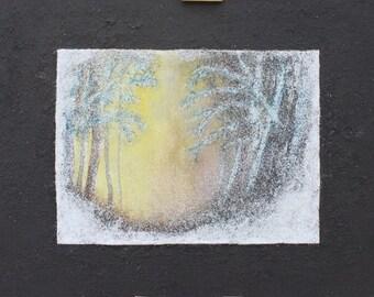 WINTER WONDERLAND - Original Painting