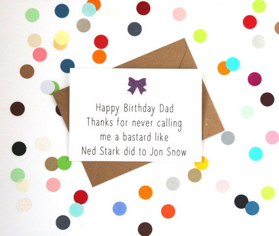 funny dad birthday card funny birthday card thanks for never, Birthday card