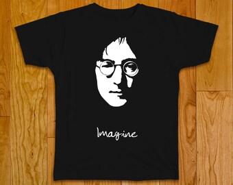 """John Lennon """"Imagine"""" T-Shirt"""