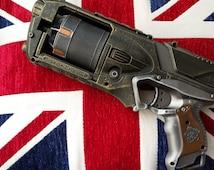 Nerf Strongarm Steampunk Cosplay Pistol
