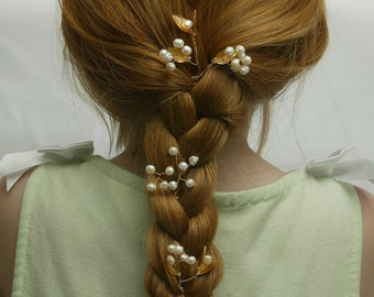 Wedding, Bridal Hair Pins, Hair Accessory