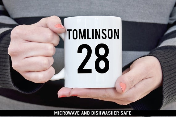 Coffee Mug Tomlinson 28 Mug - Louis Tomlinson