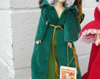 Scarlett O'Hara World Doll in the Drapery Dress