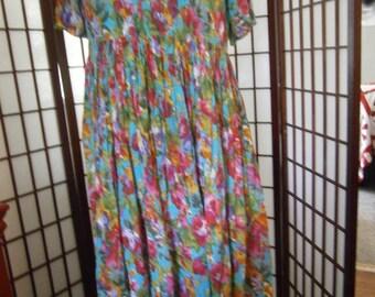 Women's Gauze Dress
