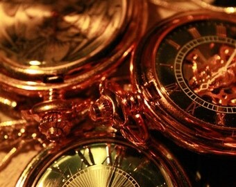 All the Time in the World. Pocket Watch Fine art photography print.