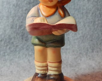 Hummel Figurine, Honor Student, mold 2087, TMK 8
