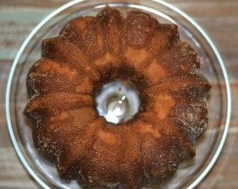 Glazed Butter Cake