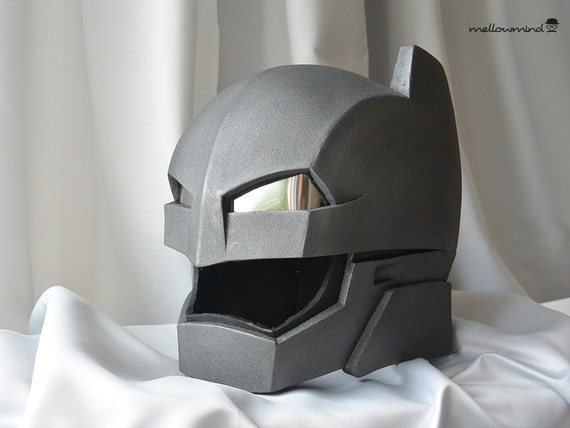 batman power armor cosplay helmet 1 1 eva foam. Black Bedroom Furniture Sets. Home Design Ideas
