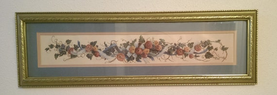 Framed glynda turley painting ribbons and for Glynda turley painting