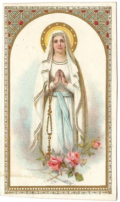 Jungfrau Mary Ehezeit