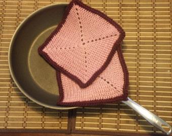 Crisscross Pattern Trivet