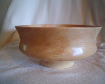 Sycamore Wood Bowl