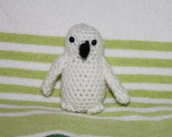 Crochet Bird Toy