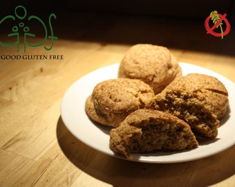 Sinful Snickerdoodle Cookies *Gluten Free!*