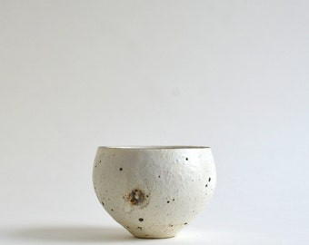Kohiki Round Tea Cup (L),Made to Order in 2 months ;  Takashi Sogo (15005501-01L)
