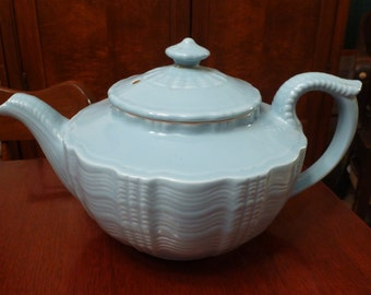 Vintage Hall Birch Teapot