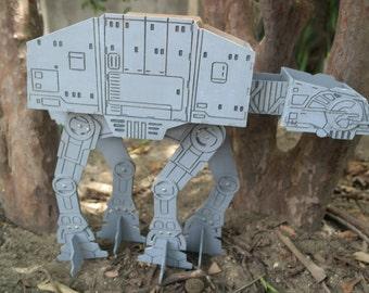 AT-ATrinket - A kit to a Star Wars AT-AT trinket box.