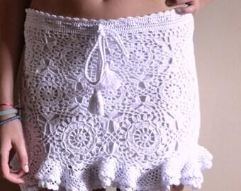 Beach skirt, size 34-36