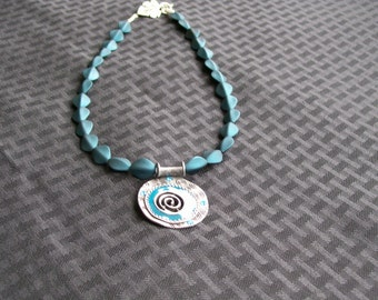 satin look beads