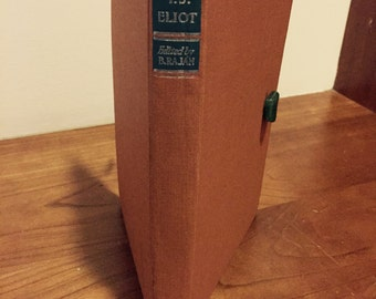 Hardback iPad mini/Kindle/Tablet case - TS Eliot
