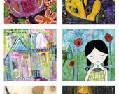 Paint Free Workshop - find your unique painting style
